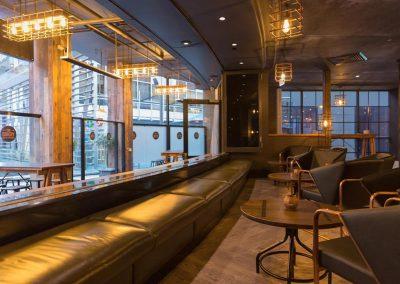 Rydges hotel bar