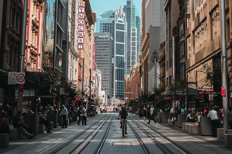 Sydney, Host City